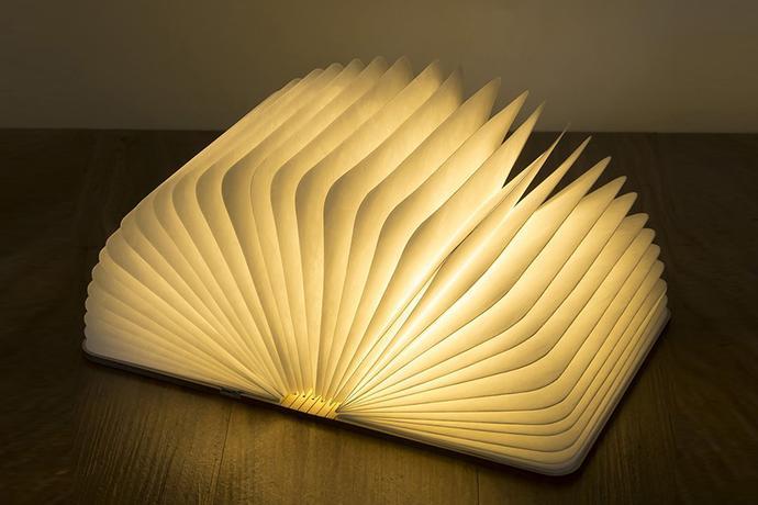 Portable BookLight Lamp