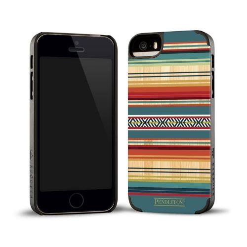 Pendleton Serape Printed Bamboo iPhone 5/5s Case