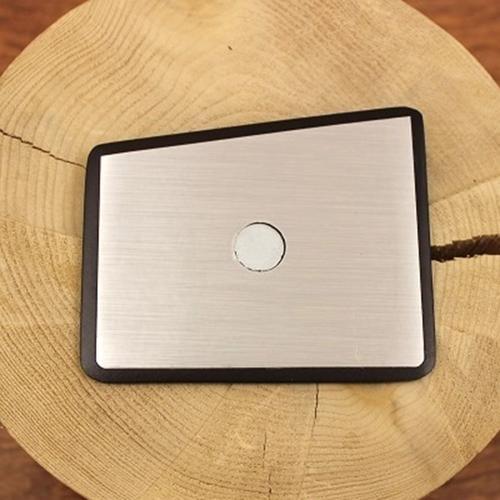 Wooden Pocket Square   Slver Member   Baffi   Baltic Birch