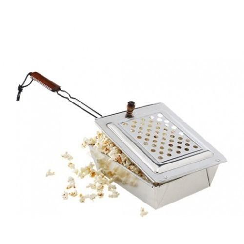 jacob bromwell, bromwell popcorn popper, healthy popcorn popper