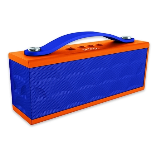 Sound Machine Speaker, Blue/Orange