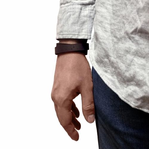 Leather Wrist Ruler   iLoveHandles