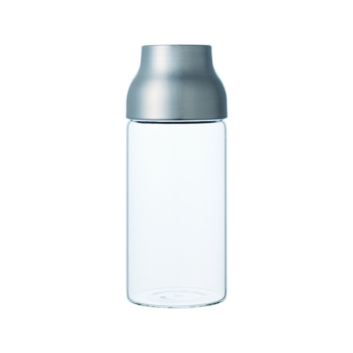 Capsule Water Carafe 0.7L, Stainless