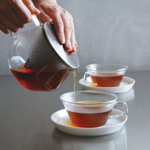 Carat Teapot, 850 mL, Kinto