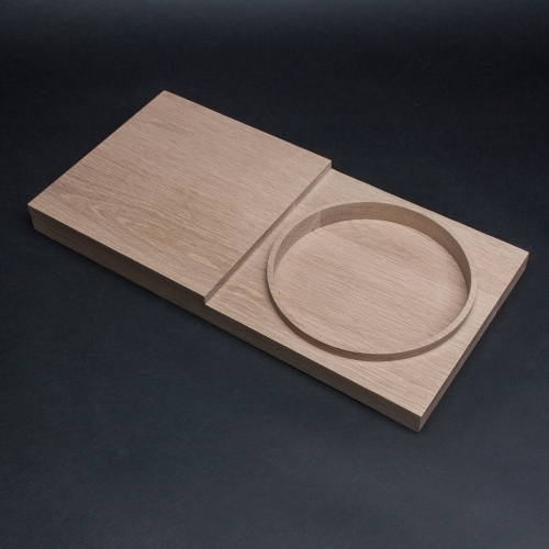 HILO White Oak Tray | Luur