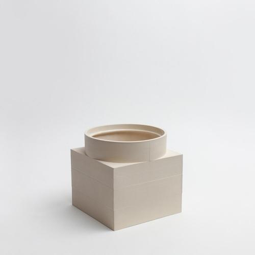 Tall Utility Vase | Cream | Luur