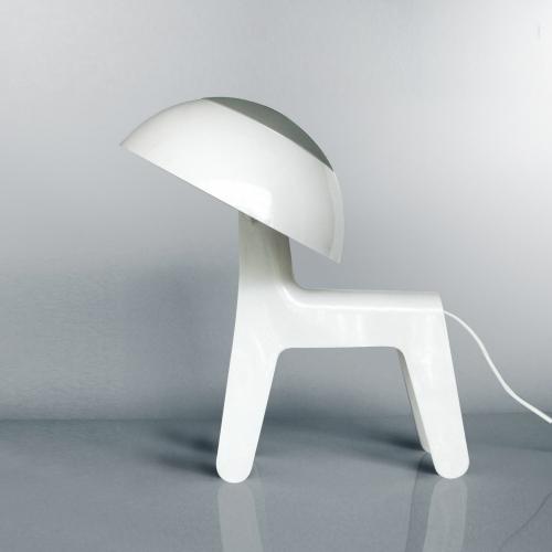 Dog Lamp