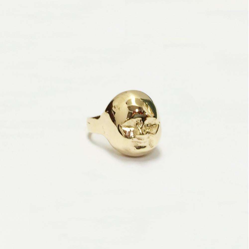 Bronze Joey Ring, Deon Rubi