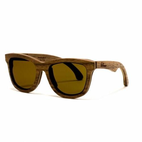 Bombay Walnut Sunglasses | Parkman