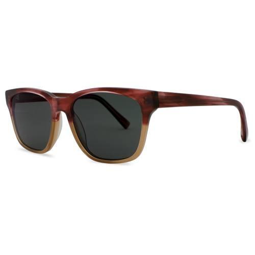 Brickma Bi-Colored Sunglasses | Parkman Sunglasses
