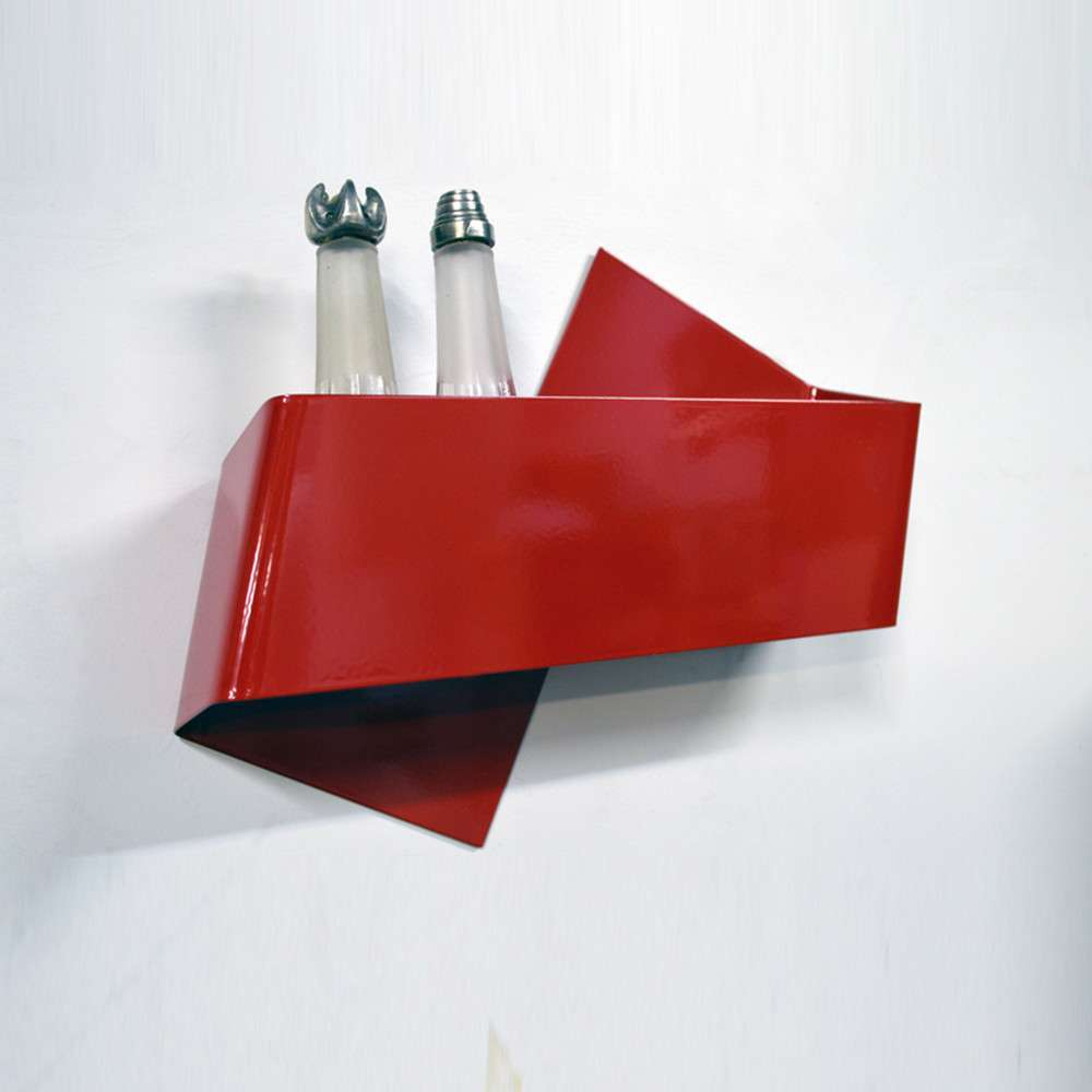 Zig Shelf, Red, Tat Chao