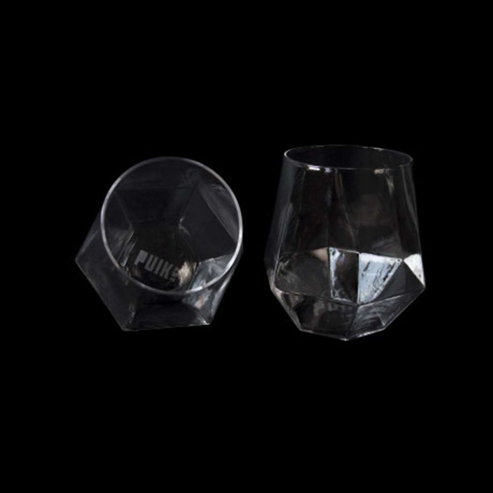 Radiant Water Glass Set - Inspired by the World's Most Precious Resources