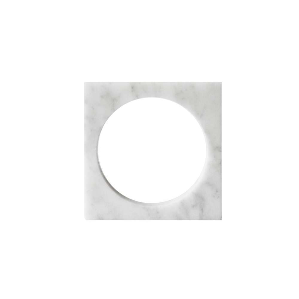 O Form-Bracelet No. 04 Marble White