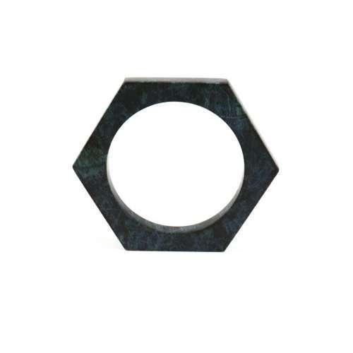 Bracelet No. 01 | Marble Green