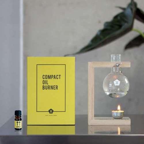 Compact Oil Burner