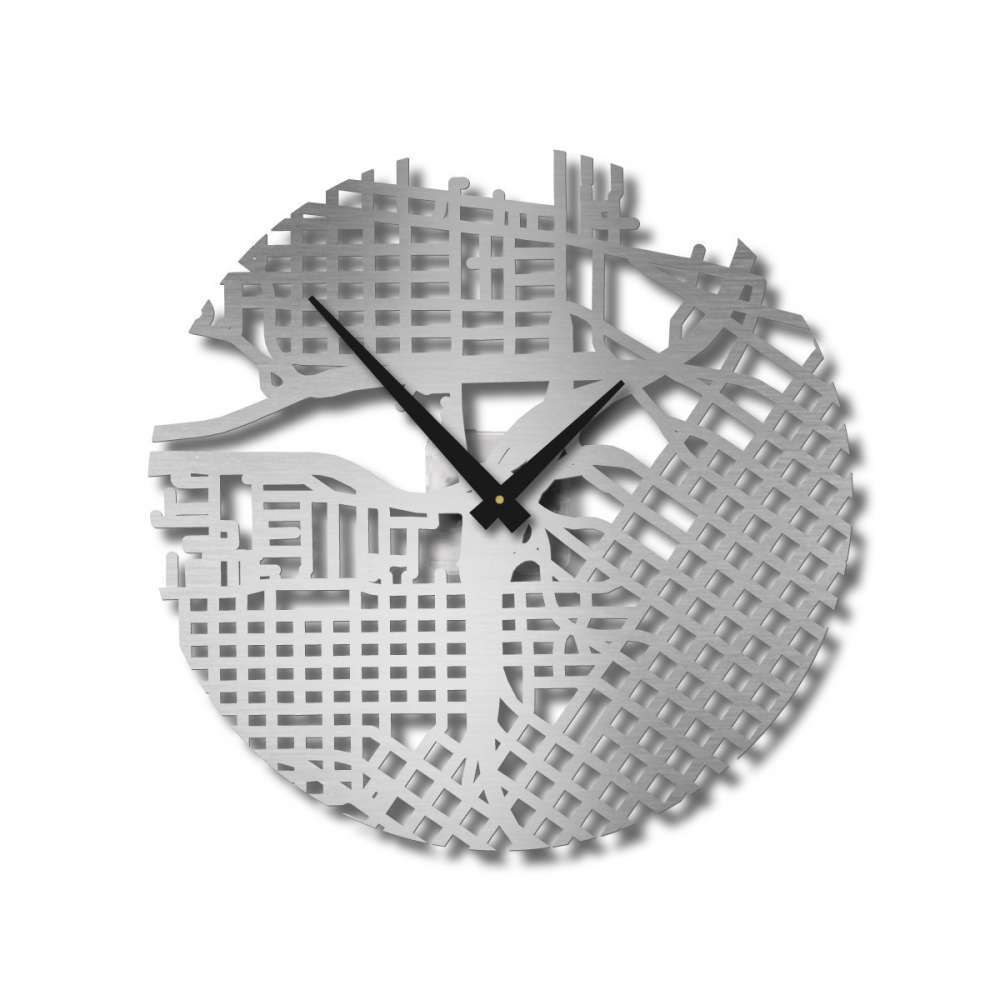 Houston Downtown Clock | Urban Story | Design Timepieces