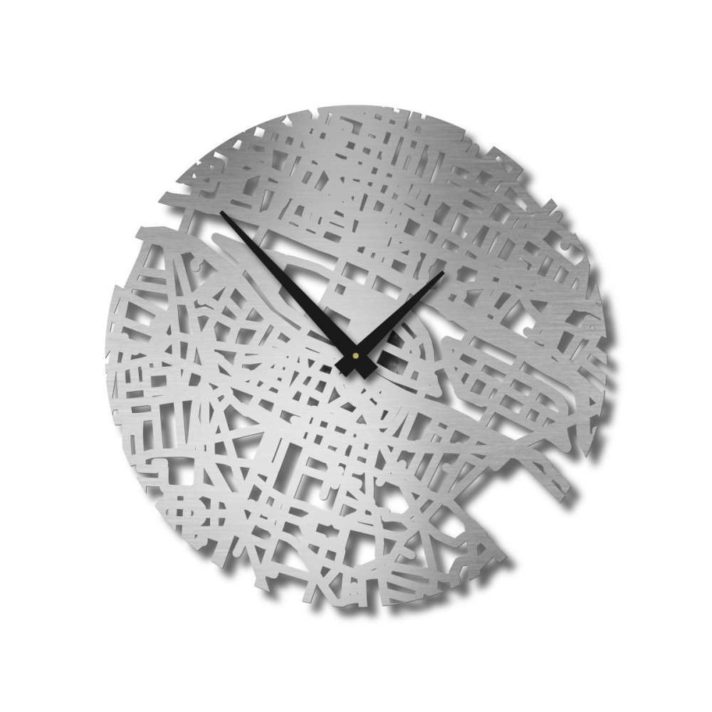 Paris Clock | Urban Story | Design Timepieces | Wall Clocks