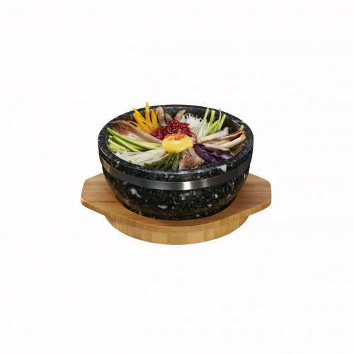 Sizzling Bowl - A Fresh, Fun and Healthy Way to Cook