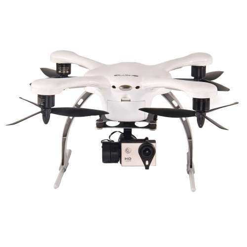 Ghost Aerial Drone for Android, White