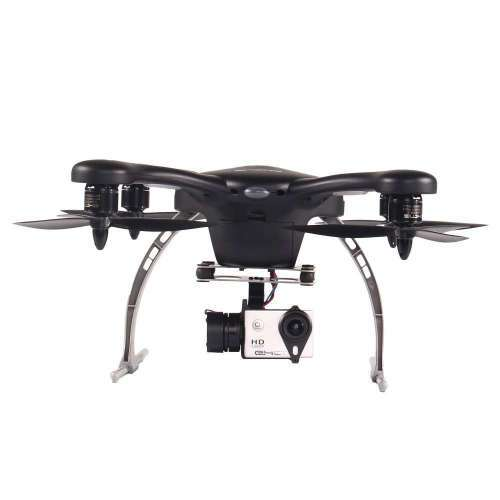 Ghost Aerial Plus Drone, Black