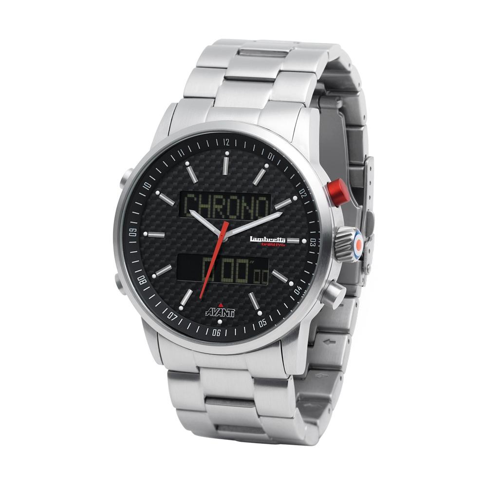 Avanti Bracelet Black | Lambretta Watches