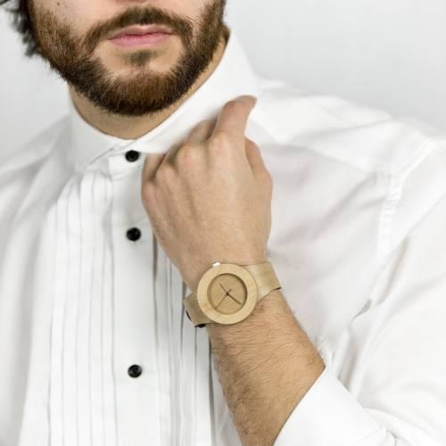 Silverheart & Maple - A Timepiece as Beautiful as it is Earth Friendly