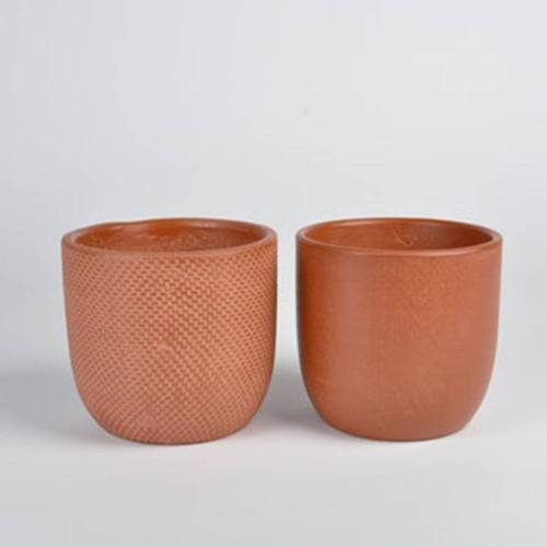 Micmac Pot Set of 2, Rust