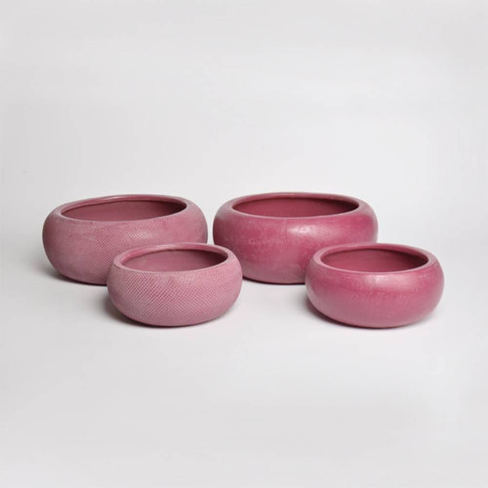 Micmac Bowl, Set of 2 - Vietnamese Red Clay Bowls