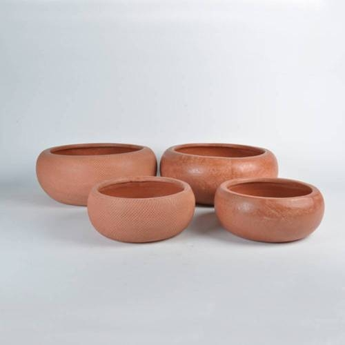 Micmac Bowl Set of 2, Rust