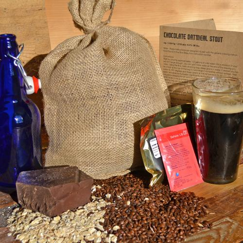 Recipe Pack | Chocolate Oatmeal Stout