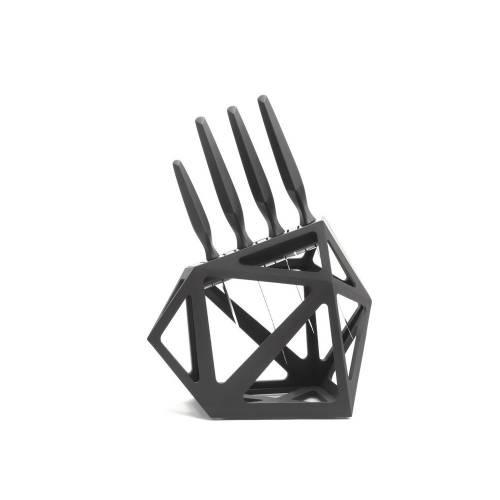 Knife Block | Black Diamond | Edge of Belgravia