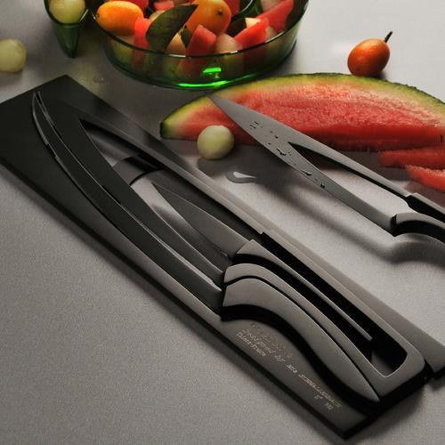 Meeting Knife Set of 4   Deglon   Stainless Steel Knife Set