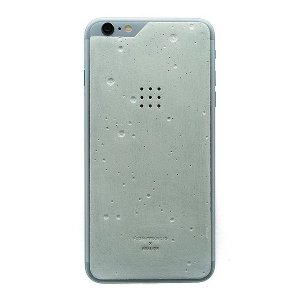 Luna Concrete Skin for Iphone 6 PLUS - Elegant Unique Concrete Case