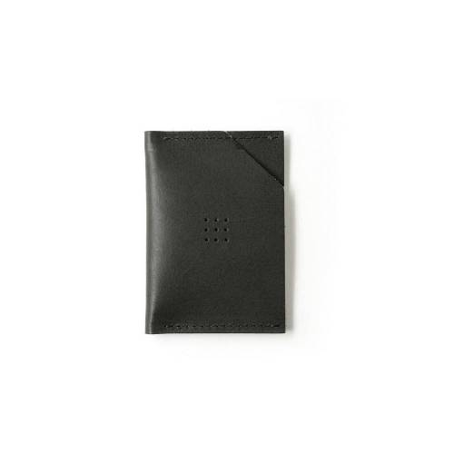304 Cardholder - Leather Cardholder Necklace