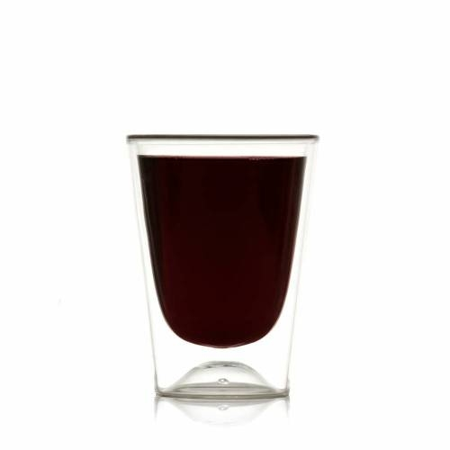 Red, Wine Glass Set