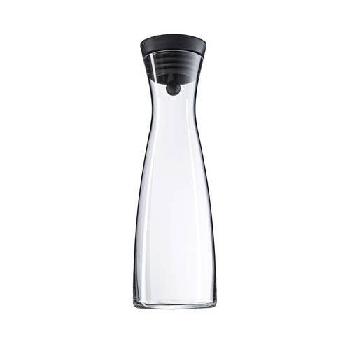 Water Carafe - The Carafe with an Ingenious Lid Solution