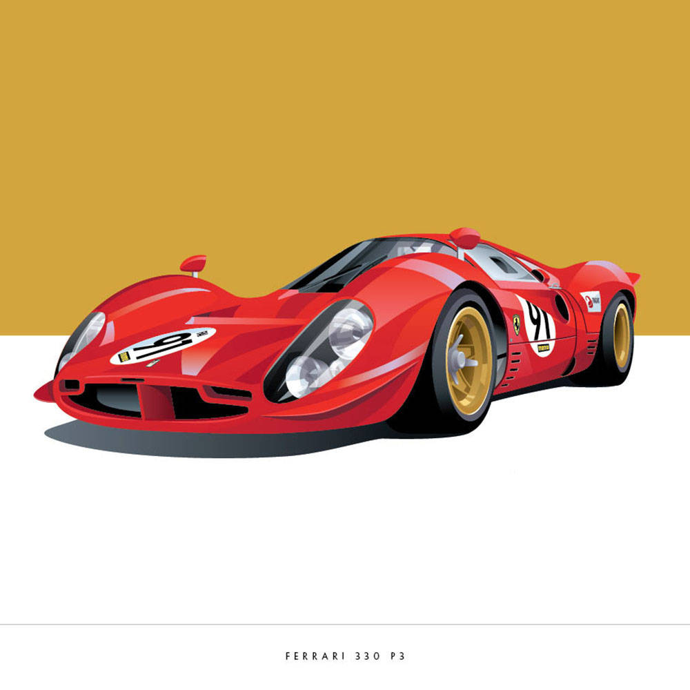 Ferrari 330 - Arthur Schening