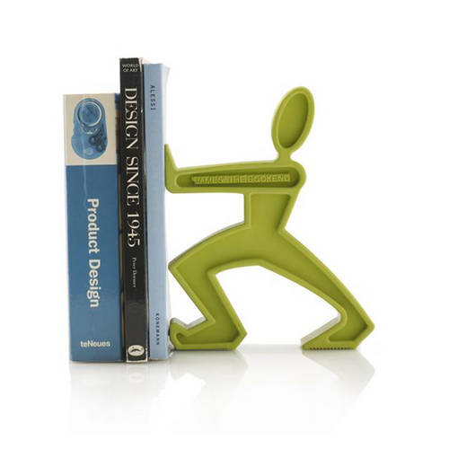 James the Bookend - A True Gentleman