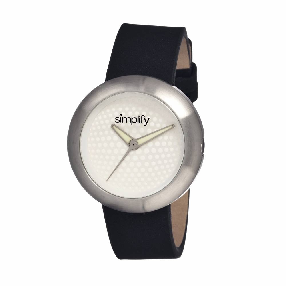 The 1200 Watch - Simplify Watches