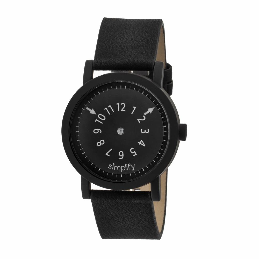 The 2300 Watch - Simplify Watches