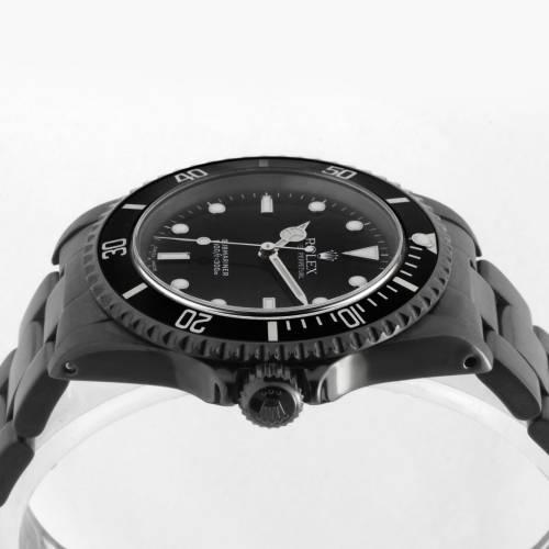 Rolex Submariner Non Date 010 - PVD Vintage Rolex