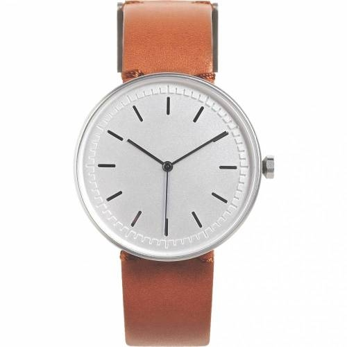 3701 SS Brown Watch