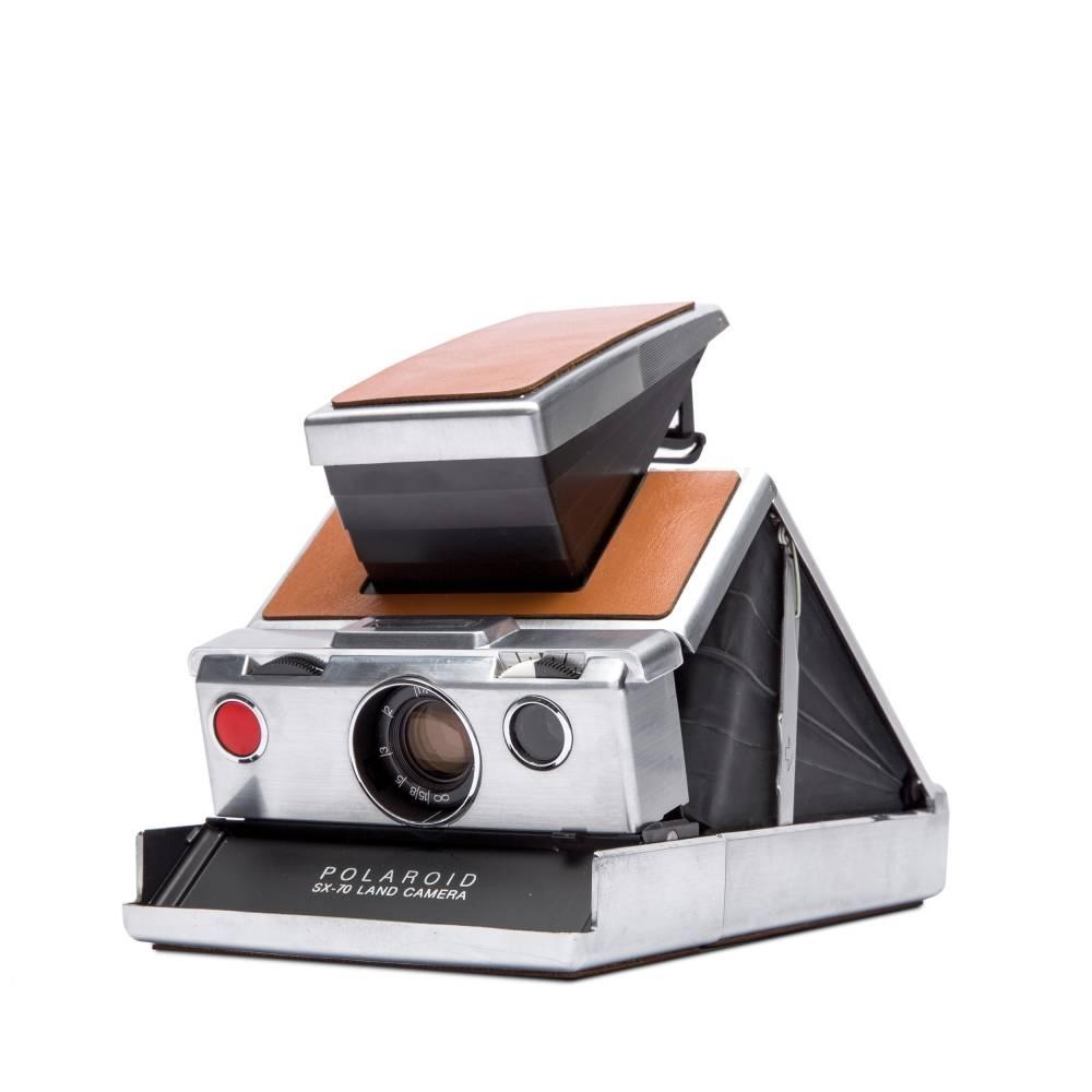 Polaroid SX70 Original Camera - Imposible Project