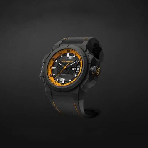 Snyper Two, Black/Orange