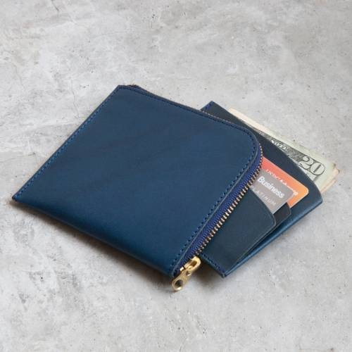The Marco Zip Wallet
