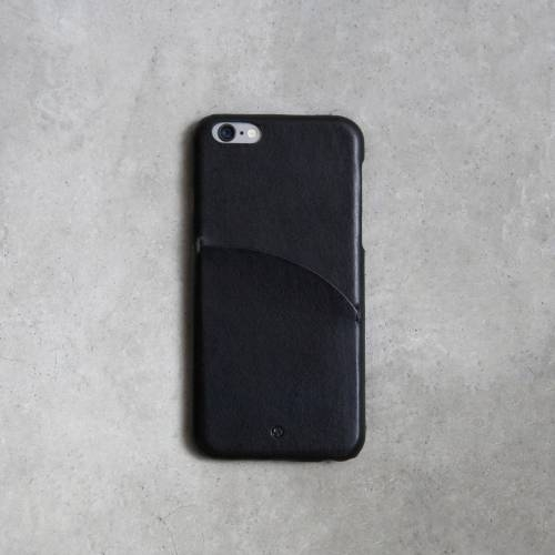 iPhone 6 Leather Pocket Case