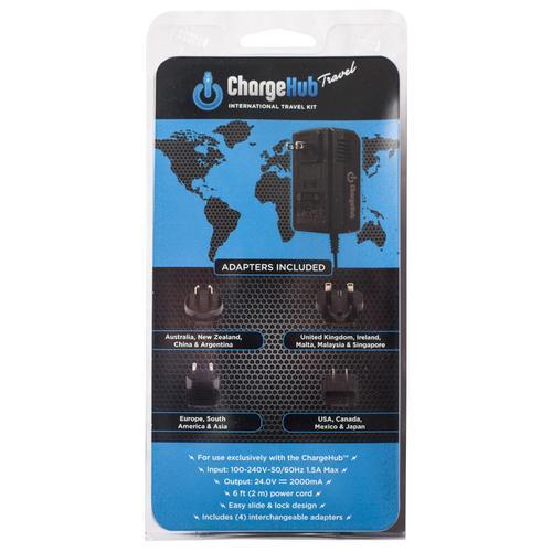 International Travel Kit   ChargeHub
