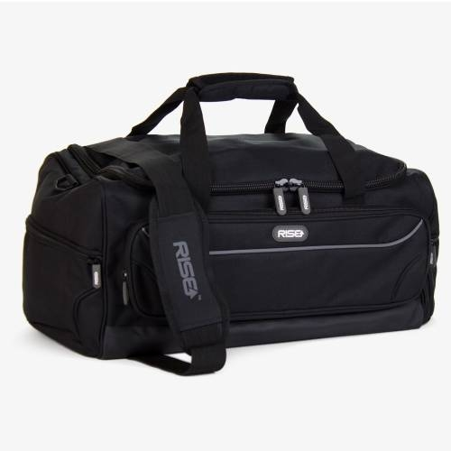 Weekender Duffle Bag with Collapsible Shelves | GREY