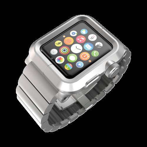 EPIK ALUMINUM for Apple Watch, Silver