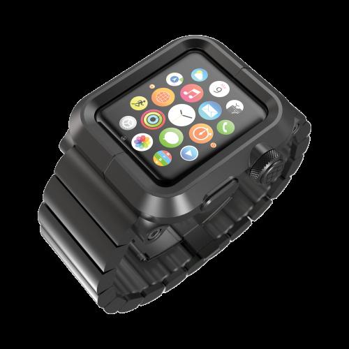 EPIK ALUMINUM for Apple Watch, Black